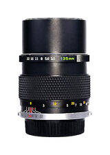 Olympus Fixed/Prime Camera Lenses 135mm Focal