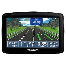 TomTom Vehicle GPS Systems with 3D Map View