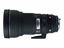 Auto & Manual Focus SLR Camera Lenses for Canon 300mm Focal