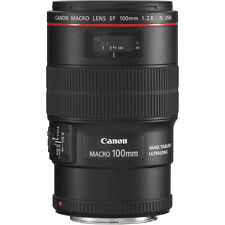 F/2.8 Portrait Camera Lenses for Canon