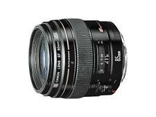 Canon EF Camera Lenses SLR 85mm Focal