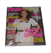 Vogue Fashion Magazine Back Issues