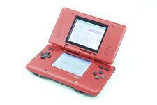 Consoles de jeux vidéo rouge pour Nintendo DS
