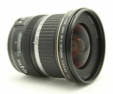 Canon EF Auto & Manual Focus Wide Angle Camera Lenses