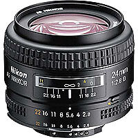 Nikon Auto Focus Fixed/Prime High Quality Camera Lenses