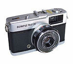 Fixed Focus Point & Shoot Film Cameras