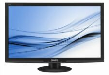 Philips LCD Computer Monitors with Built - In Speakers