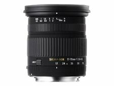 Sigma Telephoto Camera Lenses 17-70mm Focal