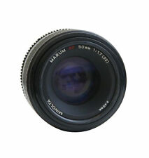 Minolta Camera Lenses 50mm Focal