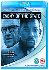 Enemy of the State Blu-ray DVDs & Blu-rays