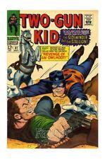 Two-Gun Kid Uncertified Silver Age Western Comics