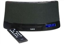 Logic3 Docks & Mini Speakers with Alarm Clock