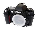 Nikon Auto Focus SLR Film Cameras with Built - in Flash