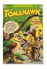Tomahawk Uncertified Golden Age Westerns Comics