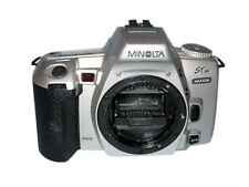 Manual Focus SLR Film Cameras with Shooting-Modes