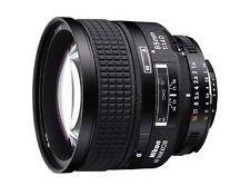 Nikon Manual Focus SLR f/1.4 Camera Lenses