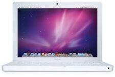 MacBook Intel Core 2 Duo 4GB Apple Laptops