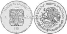 Uncirculated ANACS Mexican Coins