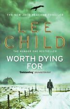 Lee Child Crime & Thriller Fiction Books