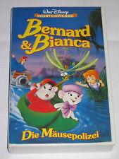 Bernard & Bianca - VHS/Zeichentrick/Walt Disney