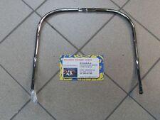 0619 - TABLERO SCUDO CROMADO HIERRO 2 PIEZAS VESPA PK 50 125 S XL FL HP FL2