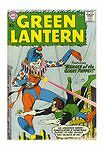 6.0 FN Grade Silver Age Green Lantern Comics Not Signed