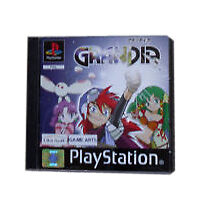 Role Playing Sony PlayStation 1 Black Video Games