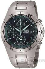 Seiko Armbanduhren mit Datumsanzeige und 100 m Wasserbeständigkeit (10 ATM)