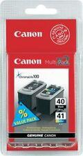 Canon CL-41 Tri-Colour Genuine/Original Printer Ink Cartridges