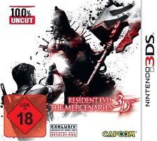 Jeux vidéo allemands Resident Evil pour Nintendo 3DS
