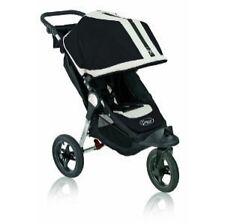 Elite-Kinderwagen mit Kinderwagenaufsatz