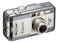 Canon PowerShot Kompaktkameras mit Angebotspaket