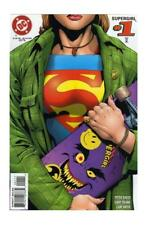 Supergirl Uncertified Modern Age Superman Comics