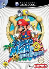 Jump 'n' Run PC - & Videospiele-Sunshine Super Mario