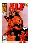 Alf Copper Age Movie & TV Comics