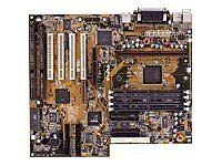 ASUS Mainboards mit Intel und AGP Erweiterungssteckplätzen
