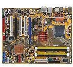 ASUS Mainboards mit DDR2 SDRAM-Speichertyp und PCI Erweiterungssteckplätzen