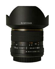 Samyang Kamera-Objektive mit Nikon F-Anschluss