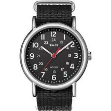 Brass Case Unisex Watches Timex Weekender