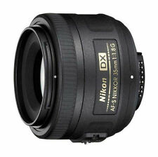 Nikon DX 35mm Focal Camera Lenses