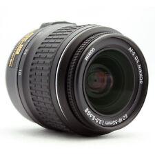 Nikkor Auto & Manual Focus SLR Camera Lenses for Nikon