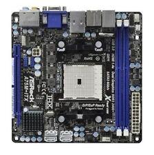 AMD Mainboards mit Mini-ITX-Formfaktor und PCI Express x16
