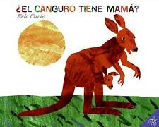 Eric Carle Fiction Children & Young Adults Books in Spanish