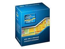 CPUs & Core i7 Prozessor der 2. Gen. und LGA 2011/Sockel R