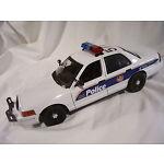 BROWN'S DIE CAST POLICE CARS