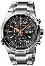 Casio Armbanduhren aus Edelstahl mit Chronograph für Herren