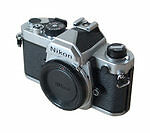 Nikon Film Cameras with Timer