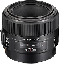Macro/Close Up Camera Lenses for Sony 50mm Focal