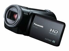 Removable Storage (Card/Disc/Tape) HDC Camcorders
