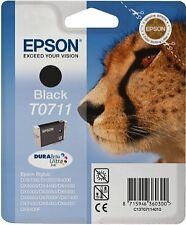 Schwarze Tintenpatronen für Epson Drucker -/JJJJ) 11/2017 Ablaufdatum (MM